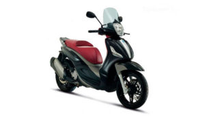 scooter beverly alquiler ibiza